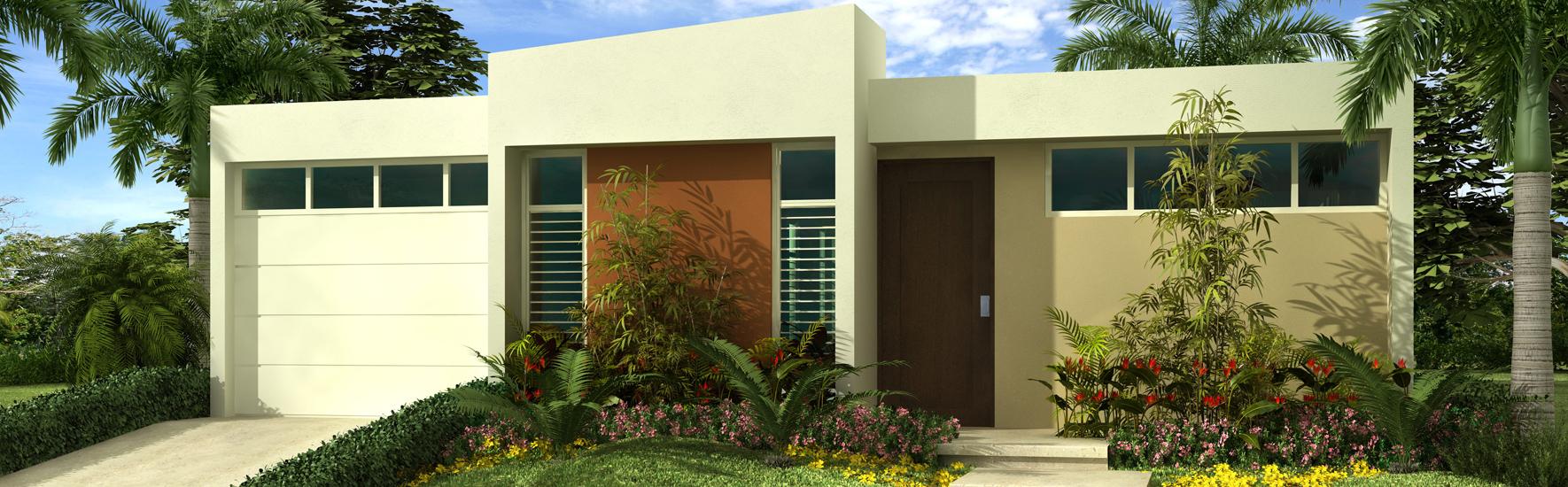 Casabella prefab homes in puerto rico all inclusive for Fachadas de casas modernas puerto rico