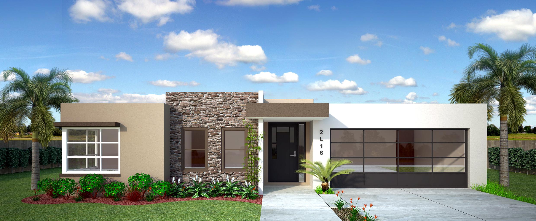 Modelo roxy casa bellacasa bella for Estilos de viviendas