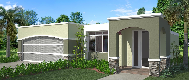 Casabella dise a tu casa en linea for Fachadas de casas modernas puerto rico