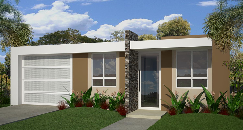 Modelo esperanza casa bellacasa bella for Casas modernas con puertas antiguas